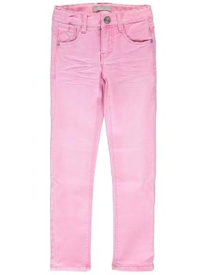 Джинсы NAME IT. Цвет: бледно-розовый