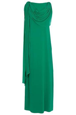 Платье Parosh. Цвет: зеленый