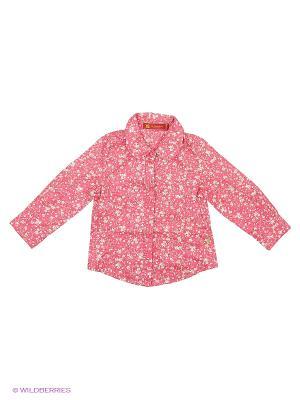 Блузка Senbodulun. Цвет: бордовый