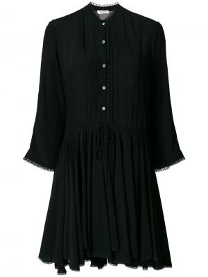 Платье Ranil Zadig & Voltaire. Цвет: чёрный