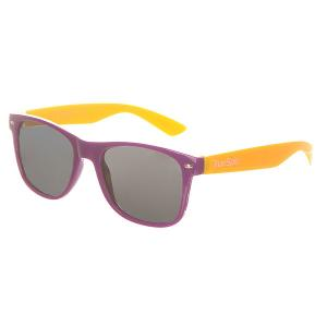 Очки  Classic Purple/Yellow TrueSpin. Цвет: фиолетовый,желтый