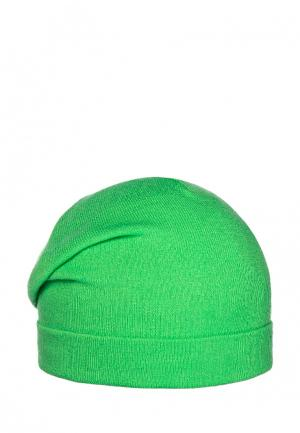 Шапка Canoe. Цвет: зеленый