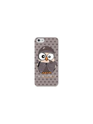 Чехол для iPhone 6/6S Шерлок Холмс Goofi. Цвет: коричневый
