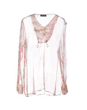 Блузка MILA SCHÖN. Цвет: коралловый
