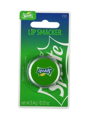 Sprite блеск д/губ (крышка) т.м. Lip Smacker. Цвет: зеленый