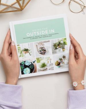 Books Книга Bring Outside In. Цвет: мульти