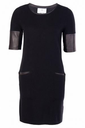 Платье Allude. Цвет: черный