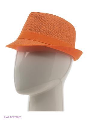 Шляпы Vittorio Richi. Цвет: оранжевый