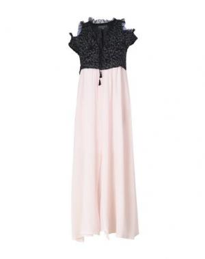 Платье до колена HEIMSTONE. Цвет: светло-розовый