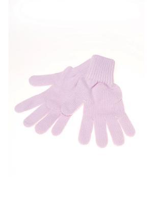 Перчатки Shapkoff. Цвет: лиловый