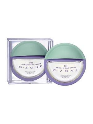 Туалетная вода Ozone Woman 50 мл SERGIO TACCHINI. Цвет: прозрачный