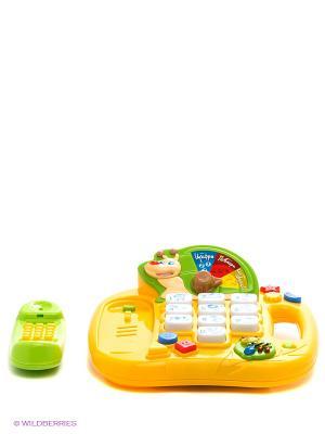 Веселый телефон GENIO KIDS. Цвет: желтый