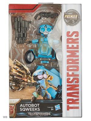 Трансформеры 5: Делюкс Transformers. Цвет: антрацитовый, серо-голубой