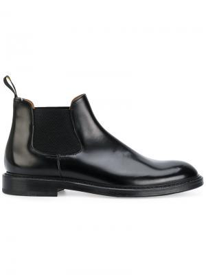Классические ботинки Челси Doucals Doucal's. Цвет: чёрный