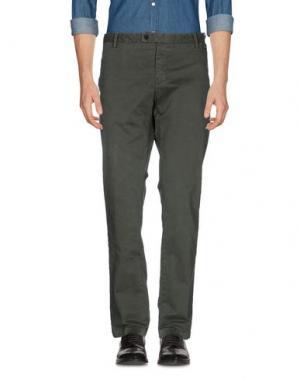 Повседневные брюки AT.P.CO. Цвет: темно-зеленый