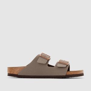 Туфли без задника ARIZONA BIRKENSTOCK. Цвет: серо-коричневый,темно-серый,черный