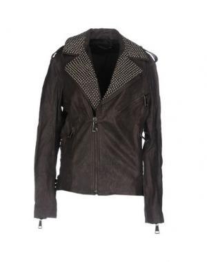 Куртка BAD SPIRIT. Цвет: свинцово-серый