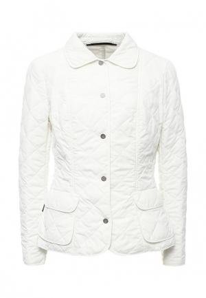 Куртка утепленная Husky. Цвет: белый