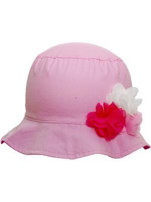 Панамы YO!. Цвет: бледно-розовый
