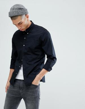 Levis Рубашка с длинным рукавом. Цвет: черный
