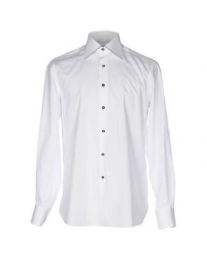 Pубашка STEFANO RICCI. Цвет: белый