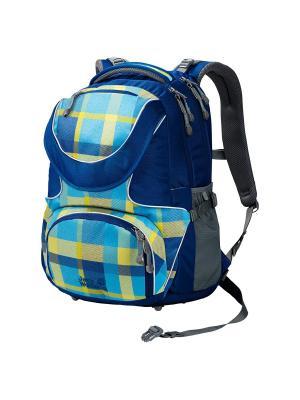 Рюкзак RAMSON 26 PACK Jack Wolfskin. Цвет: синий, голубой