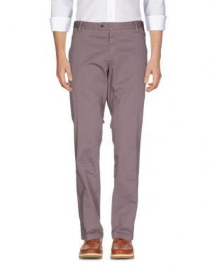 Повседневные брюки AT.P.CO. Цвет: светло-коричневый