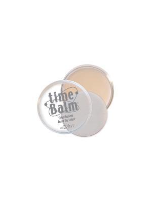 Компактная тональная основа timeBalm Lighter than Light theBalm. Цвет: розовый