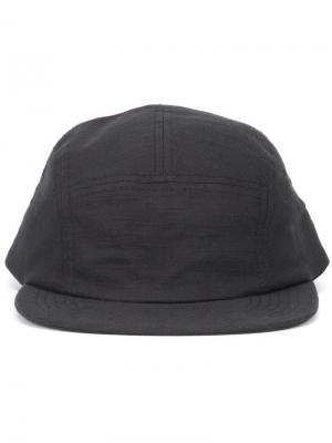 Бейсбольная кепка Publish. Цвет: чёрный