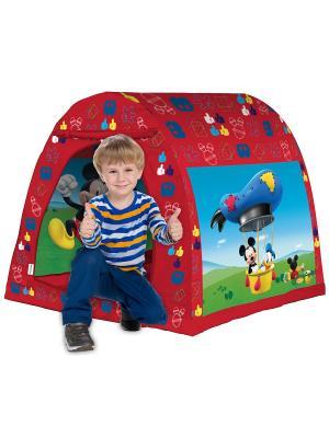Палатка 105*98*90  cм Микки FRESH-TREND. Цвет: красный