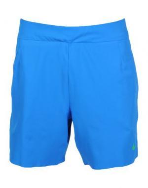 Пляжные брюки и шорты NIKE. Цвет: лазурный
