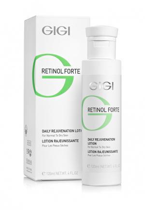 Лосьон-пилинг для лица Gigi. Цвет: белый