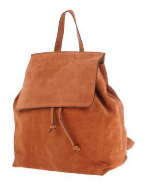 Рюкзаки и сумки на пояс MANIFATTURE CAMPANE. Цвет: коричневый