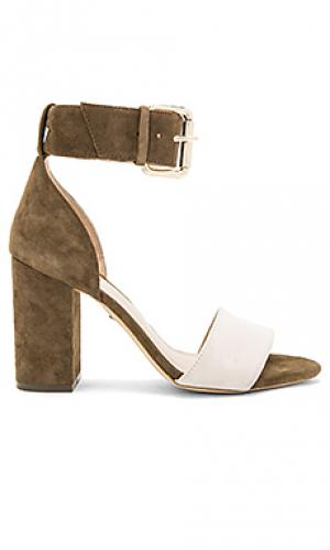 Туфли на каблуке leia RAYE. Цвет: nude