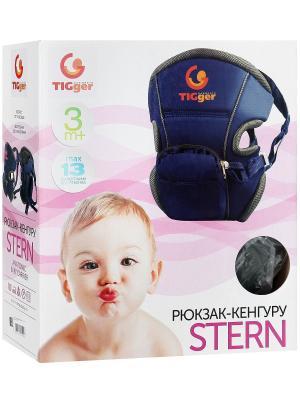 Рюкзак  для переноски детей Stern TIGger. Цвет: зеленый