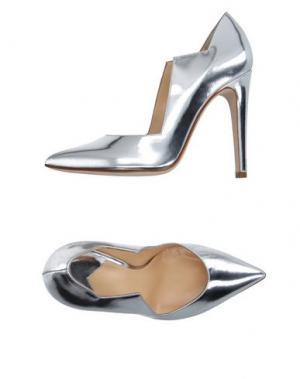 Туфли CHARLINE DE LUCA. Цвет: серебристый