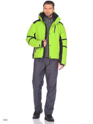 Куртка Luhta. Цвет: салатовый