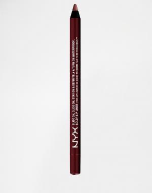 NYX Professional Makeup Карандаш для губ Make-Up. Цвет: красный