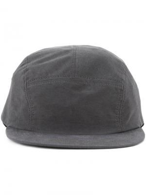 Бейсбольная кепка Kijima Takayuki. Цвет: серый