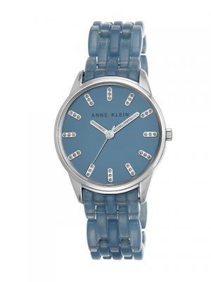 Часы ANNE KLEIN. Цвет: синий