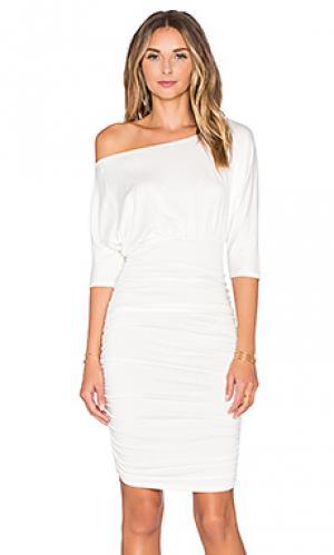 Платье faraday Rachel Pally. Цвет: белый