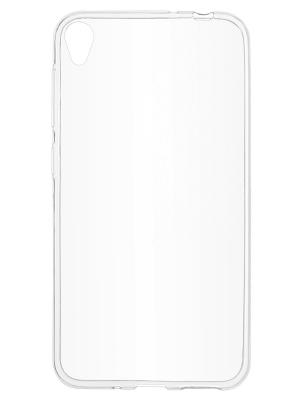 Накладка для Asus Zenfone Live (ZB501KL) skinBOX. Цвет: прозрачный
