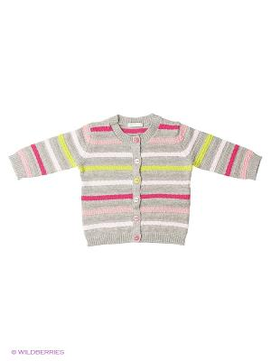 Джемпер United Colors of Benetton. Цвет: серый, розовый