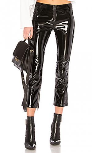 Расклешенные брюки luella RtA. Цвет: черный