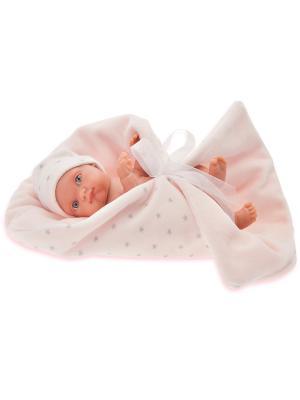Кукла Пепита, 21 см. Antonio Juan. Цвет: бледно-розовый