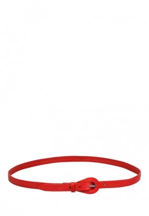 Ремень Alexander Tsiselsky. Цвет: красный