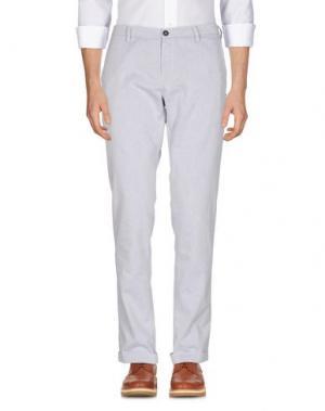 Повседневные брюки MASON'S. Цвет: небесно-голубой