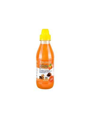 Шампунь д/слабой выпадающей шерсти Апельсин с силиконом 0,5 л А1825 Iv San Bernard. Цвет: желтый