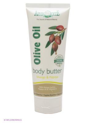 Крем-масло для тела (с манго и папайя)Aphrodite, 200мл Aphrodite. Цвет: бежевый, зеленый