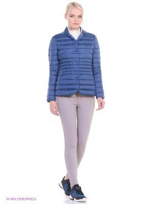 Куртка GEOX. Цвет: бирюзовый